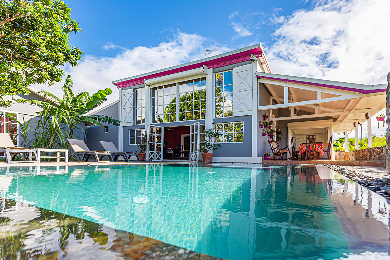 Immobilier - Villa Ti-Créole
